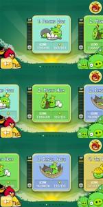 Angry Birds sima