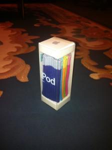 iPod zokni