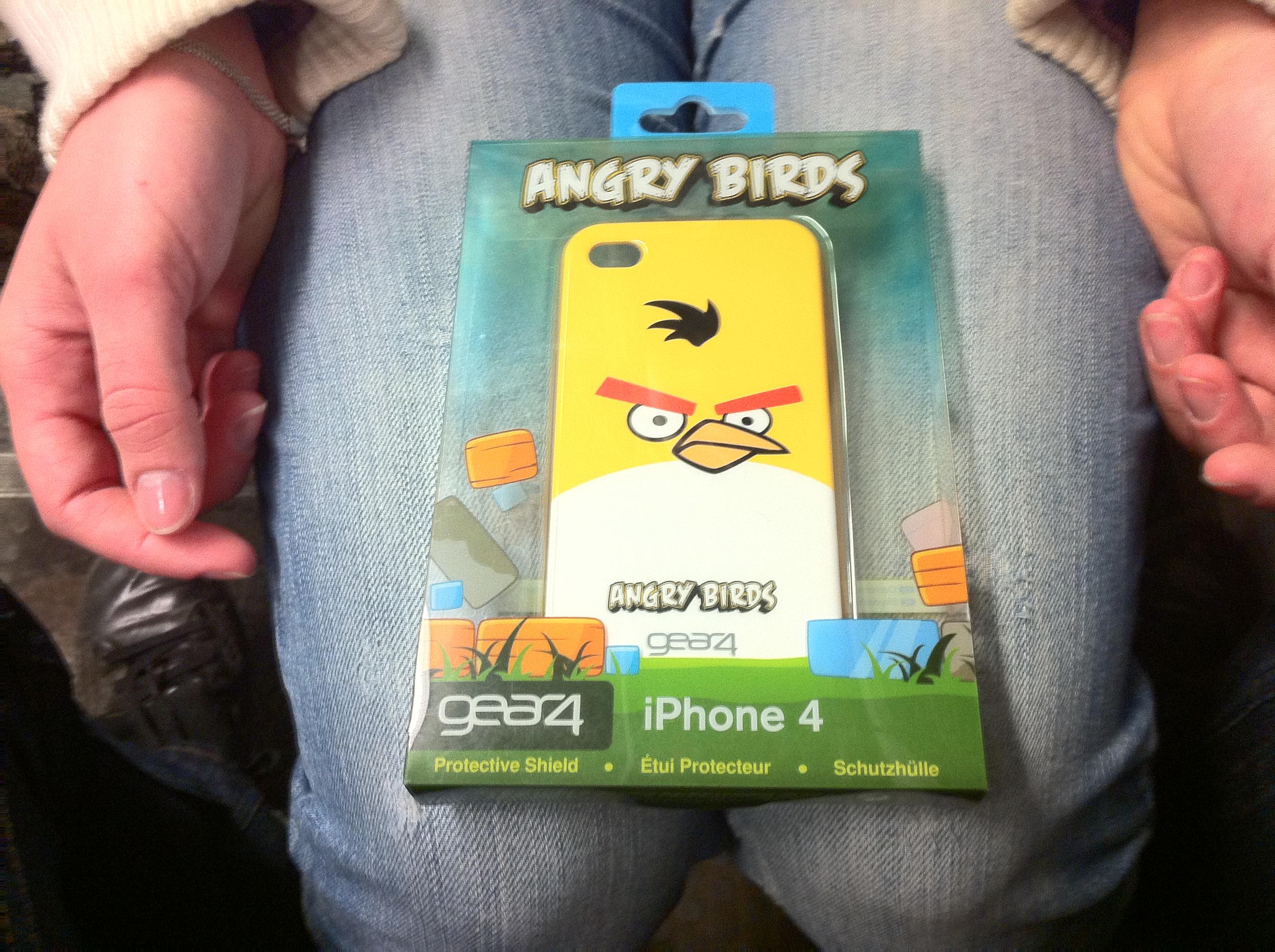 Angry Birds hátlap