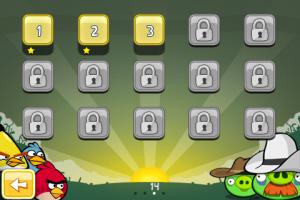 Angry Birds Ham 'Em High Befejező kiegészítés