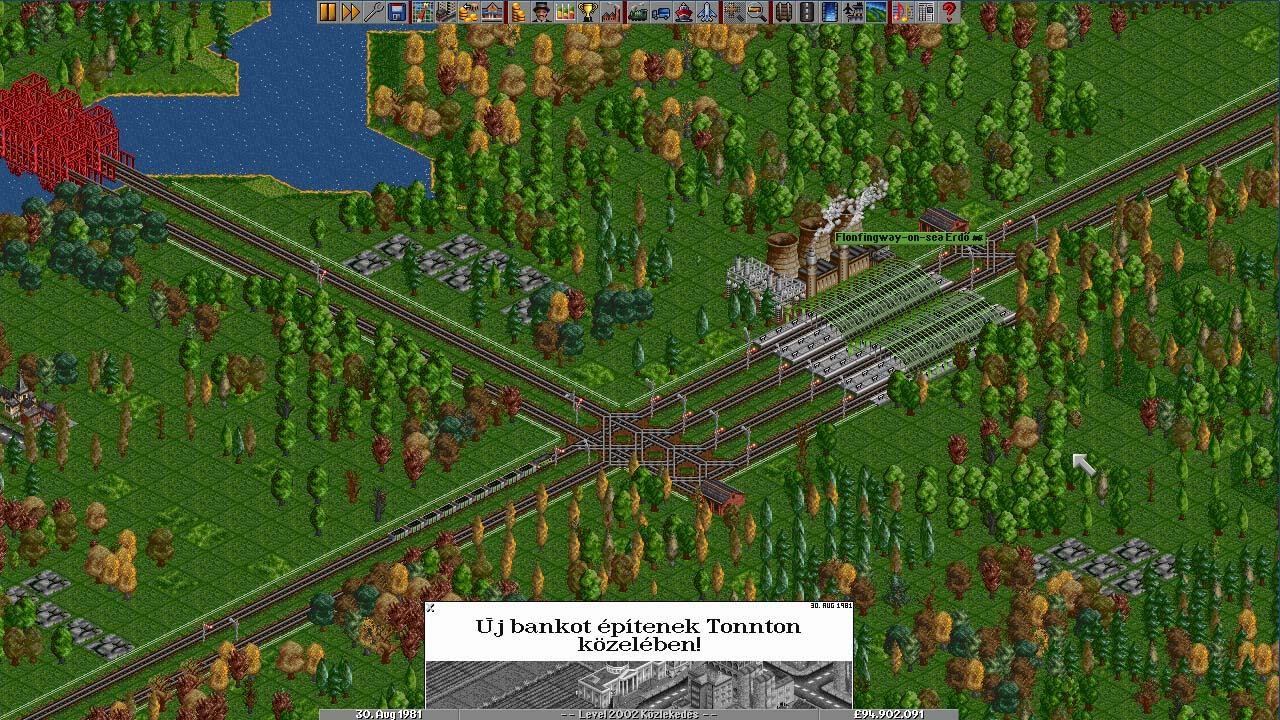 Transport Tycoon OpenTTD