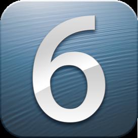 Ez az iOS 6 ikonja