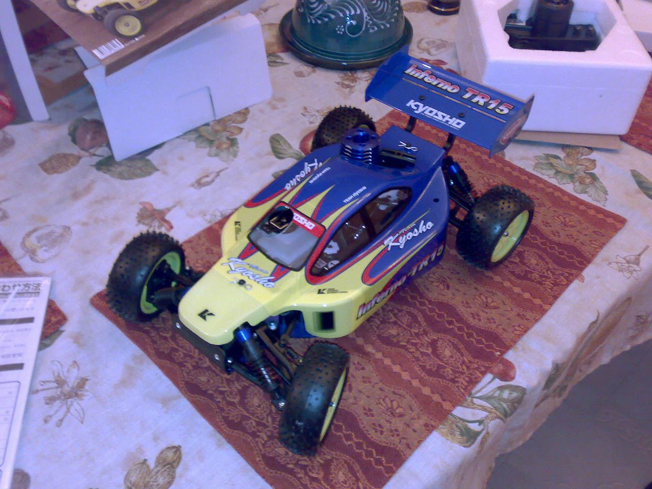 Kyosho TR-15 Buggy