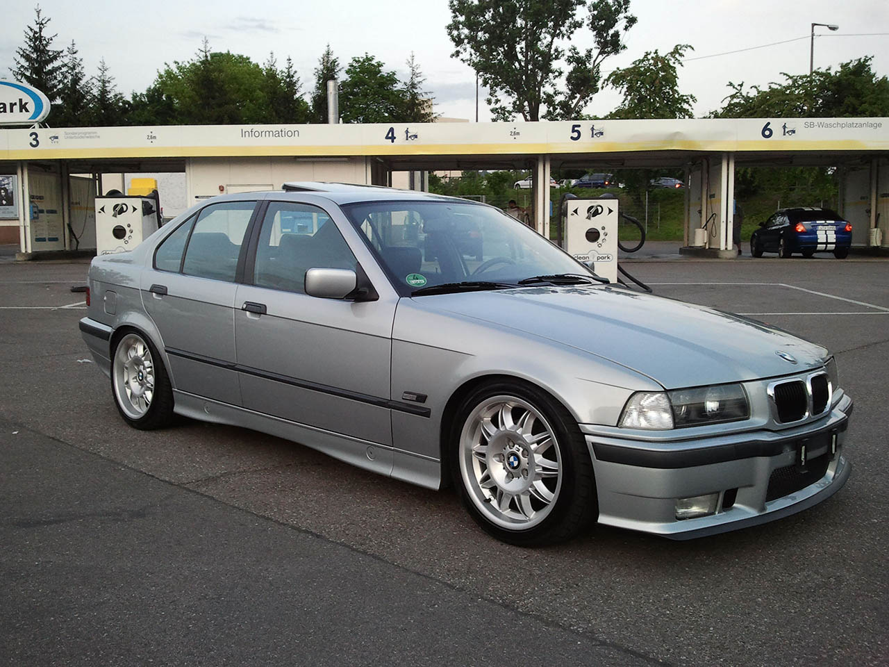bmw e36 style 22 m packet